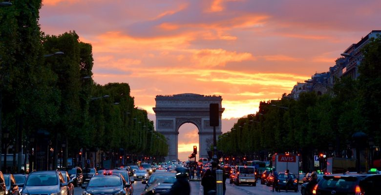 arc-de-triomphe-architecture-cars-161901